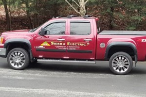 Photo #2: MASTER ELECTRICIAN CT AND MA (Sierra Electric)