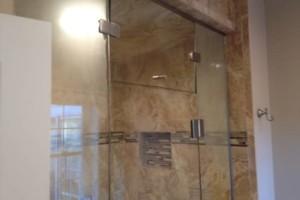 Photo #4: BATHROOM REMODELING, CUSTOM TILE