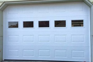 Photo #1: Need Your Garage Door Repaired or Replaced