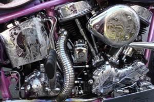 Photo #1: Custom Harley motorcycle work