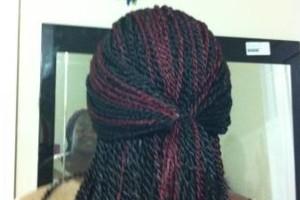Photo #3: BRAIDS! BRAIDS! BRAID! Box braid, Senegalese, kinky twist...