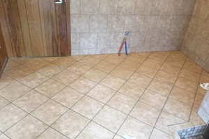 Photo #22: Ceramic tile and stone installed. Free reasonable estimates!