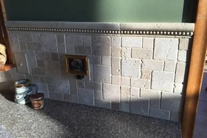 Photo #19: Ceramic tile and stone installed. Free reasonable estimates!