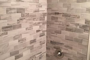 Photo #3: Ceramic tile and stone installed. Free reasonable estimates!