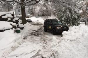 Photo #1: Plowing. Bridgeport & New Haven