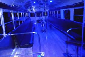 Photo #1: Prom Party bus specials!