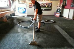 Photo #1: CARPET CLEANING, call! 5 ROOMS $99!!!