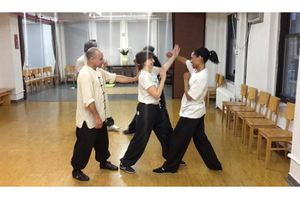 Photo #1: Join us for Kung Fu - all ages, great group