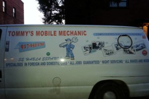 Photo #1: TOMMY'S MOBILE MECHANIC