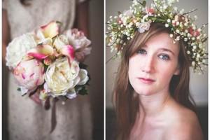 Photo #1: Silk Floral Arrangementss