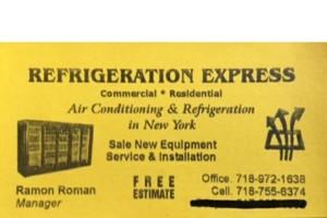 Photo #1: Refrigeration