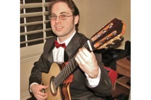 Photo #1: Classical/Flamenco/Vo-96/Jazz Guitarist- Private & Public Events
