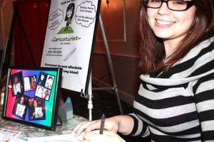 Photo #1: -*-*-*-*-*- Affordable Caricaturist for Event Hire! -*-*-*-*-*-