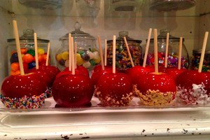 Photo #1: Candy Apples for Events