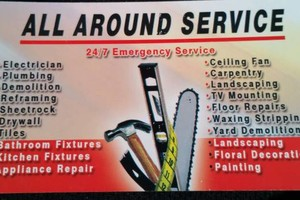 Photo #1: All Around service handyman