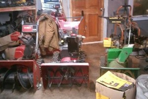 Photo #1: Snow blower repair and tune ups