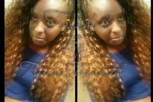 Photo #2: Professional hair services by Tierra  for you