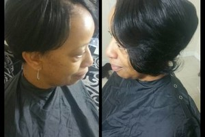 Photo #1: Professional hair services by Tierra  for you