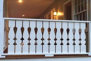 Photo #3: Cirillo Remodeling. Custom Alpine Style Railings