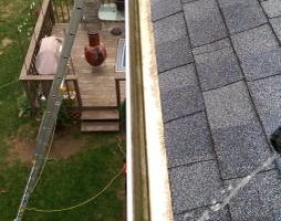 Photo #9: GUTTER CLEANING AND YARD CLEAN UP!