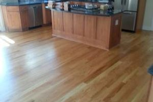Photo #1: Wood Floor, installation, refinishing new or old. Floor Sanding!