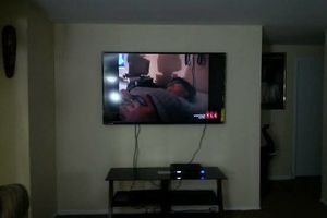 Photo #1: HDTV MOUNTING SERVICE