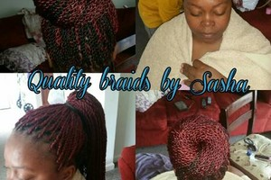 Photo #7: Quality affordable braids