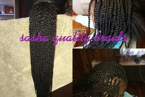 Photo #2: Quality affordable braids
