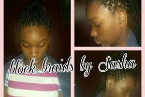 Photo #1: Quality affordable braids