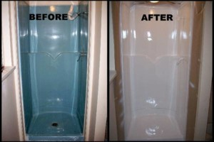 Photo #1: Surface Magic LLC . Bathtub/Shower refinishing special!