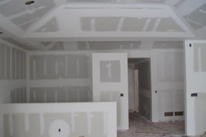 Photo #1: DRYWALL PROS