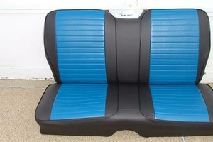 Photo #1: Upholstery for Cars, Trucks, RVs, etc.