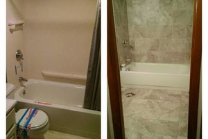 Photo #1: TILE AND OTHER HOME RENOVATION