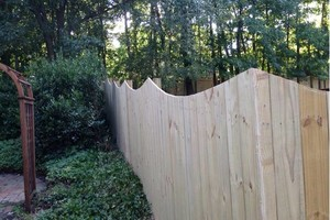 Photo #11: Fence installation. Longo Fencing