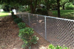 Photo #7: Fence installation. Longo Fencing
