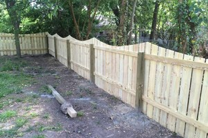 Photo #5: Fence installation. Longo Fencing