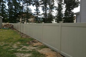Photo #4: Fence installation. Longo Fencing