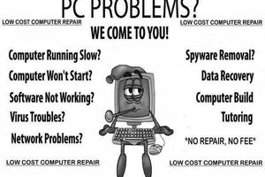 Photo #1: Affordable Computer Repair