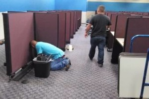 Photo #8: COMMERCIAL FURNITURE MOVING & INSTALLATION SERVICES