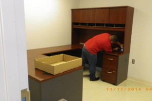 Photo #4: COMMERCIAL FURNITURE MOVING & INSTALLATION SERVICES