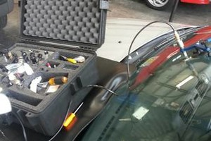 Photo #3: RVA Glass Mobile Windshield Replacement