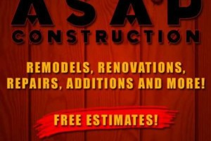 Photo #1: ASAP General Construction