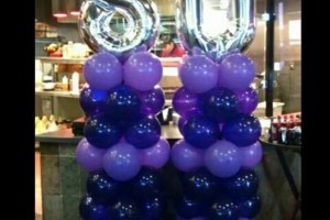 Photo #19: Decoboxx On-site Balloon Decor (Arches, Towers and Much More)