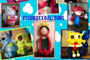 Photo #13: Decoboxx On-site Balloon Decor (Arches, Towers and Much More)