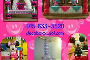 Photo #12: Decoboxx On-site Balloon Decor (Arches, Towers and Much More)