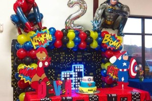 Photo #11: Decoboxx On-site Balloon Decor (Arches, Towers and Much More)