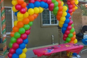Photo #9: Decoboxx On-site Balloon Decor (Arches, Towers and Much More)