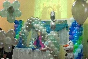 Photo #2: Decoboxx On-site Balloon Decor (Arches, Towers and Much More)