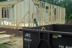 Photo #12: JAMES RIVER CONTRACTOR. NEW HOMES, ADDITIONS, GARAGES, REMODELING