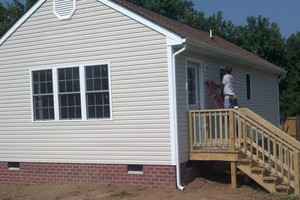 Photo #11: JAMES RIVER CONTRACTOR. NEW HOMES, ADDITIONS, GARAGES, REMODELING